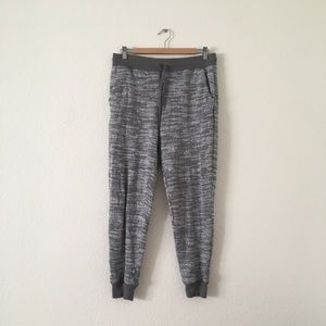 Aerie Textured Jogger Pants